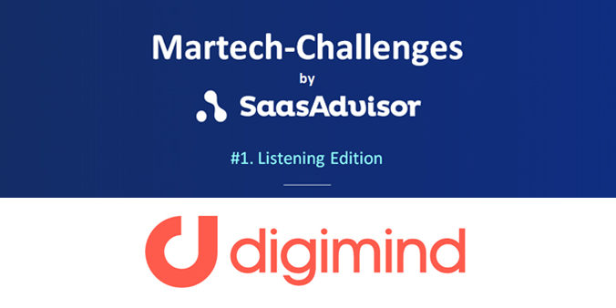Martech Challenges Benchmark softwares