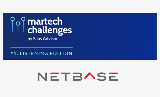 Martech Challenges Netbase