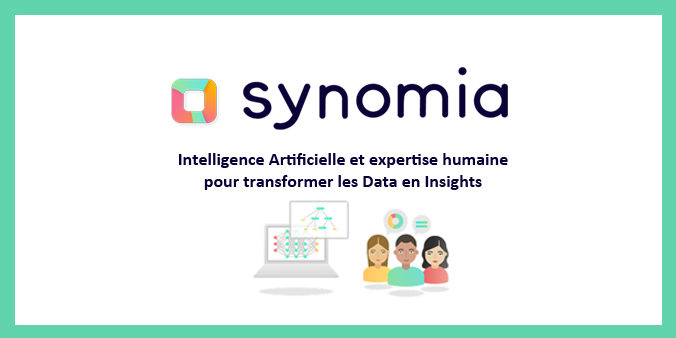 Synomia Intelligence Artificielle insight data technologie marketing