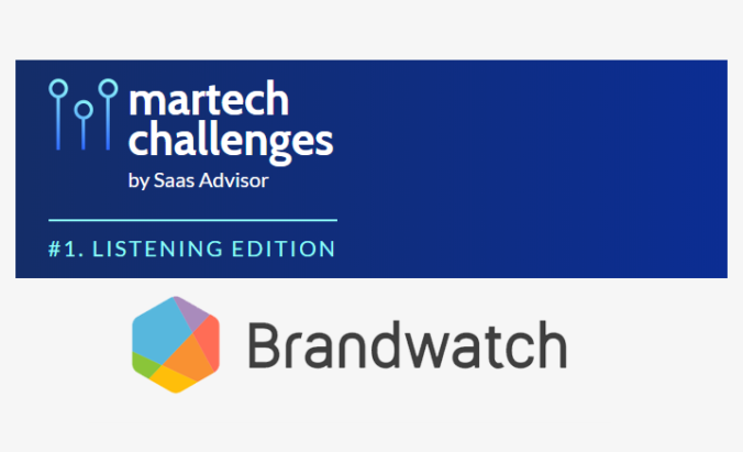 Martech Challenges Brandwatch
