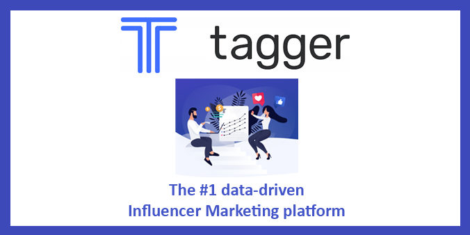 Tagger Technologie Influenceurs Marketing